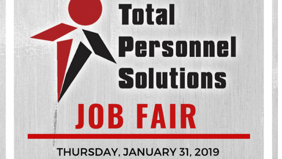 Job Fair January 31
