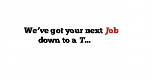 Jobs to a 'T'