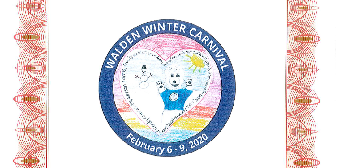 Proud Sponsor of the Walden Winter Carnival